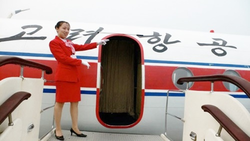 制裁の渦中にも…北朝鮮の高麗航...