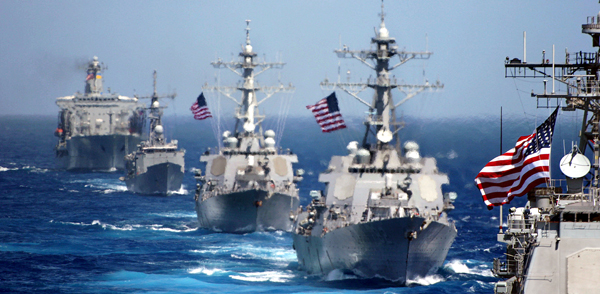 写真】太平洋の「勇敢な盾」 | Joongang Ilbo | 中央日報