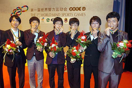s 【写真】頭脳五輪、男子囲碁団体韓国金メダル   Joongang Ilbo ...