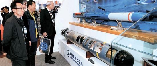 韓国の技術を見せる対潜ミサイル | Joongang Ilbo | 中央日報