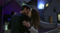 プチフランスは劇中でト・ミンジュン(キム・スヒョン扮)がチョン・ソンイ(チョン・ジヒョン扮)にキスした場所だ。(写真=プチフランス・SBS)