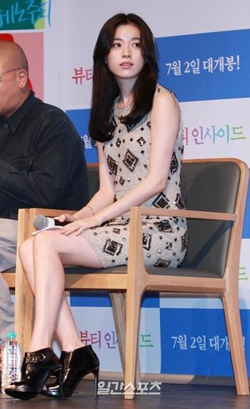 女優のハン・ヒョジュ