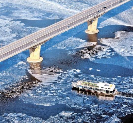 海も凍った…131センチ積雪の鬱陵島、生活必需品が売り切れ=韓国 ...