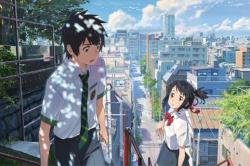 日本アニメ『君の名は。』は昨年12月に中国で公開され、日本映画史上最大の売上高となった。