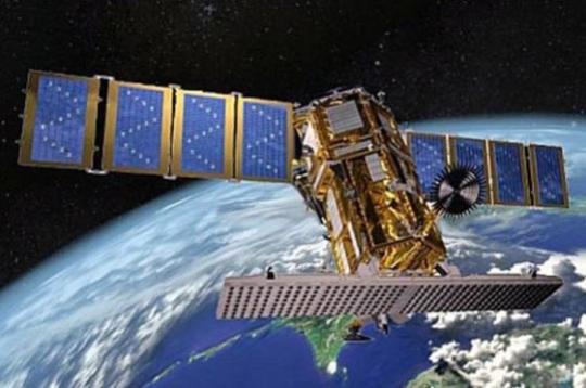 多目的実用衛星「アリラン5号」(中央フォト)