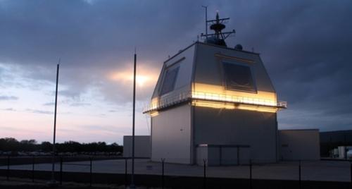 米国の新型弾道ミサイル防衛体系であるイージス・アショア(写真=ロッキード・マーティンホームページ)