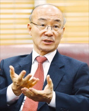韓国航空宇宙産業の金照源社長