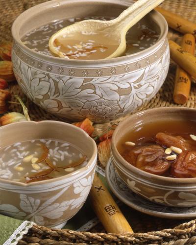韓国の発酵飲料「シッケ」