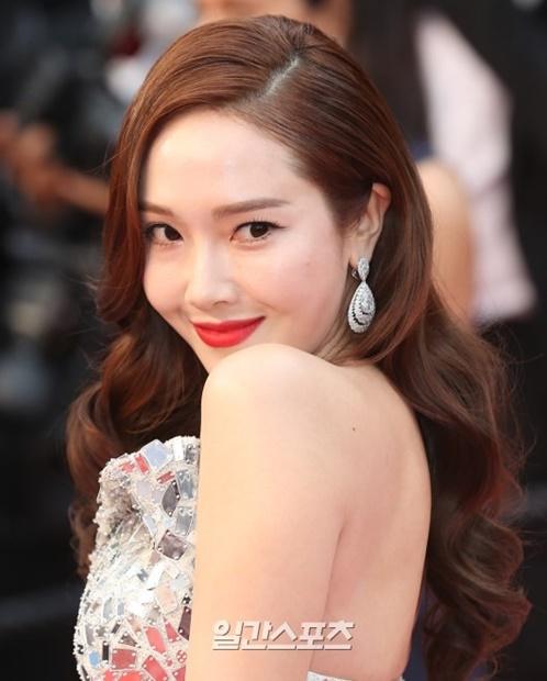 元少女時代のジェシカ カンヌが注目した美貌 Joongang Ilbo 中央日報