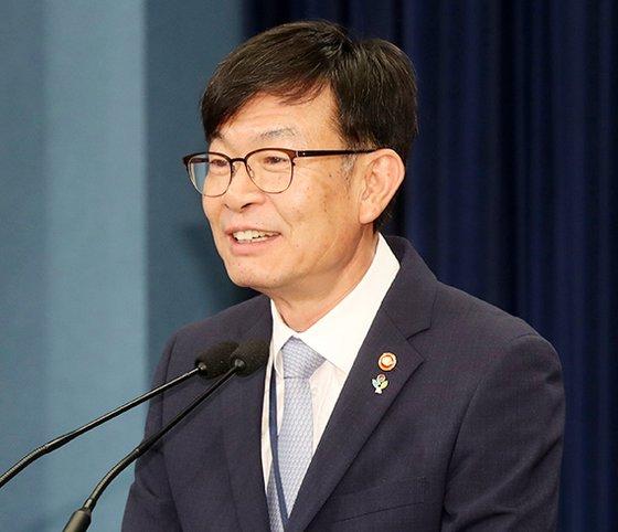 政策室長に任命された金尚祖(キム・サンジョ)公正取引委員長