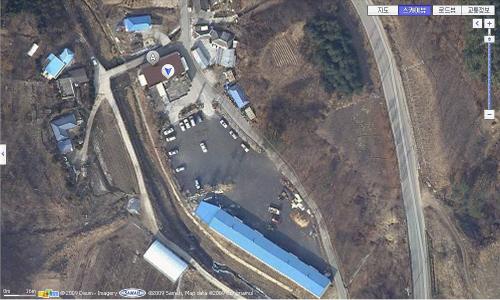 韓国忠清北道清州市(チュンチョンブクド・チョンジュシ)にある親日派名義の土地
