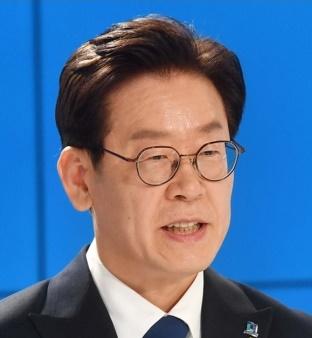 李在明(イ・ジェミョン)京畿道(キョンギド)知事