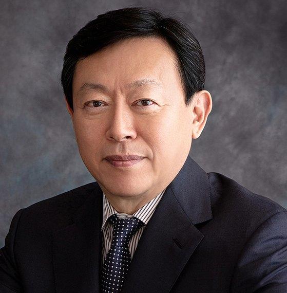 辛東彬(シン・ドンビン)ロッテグループ会長