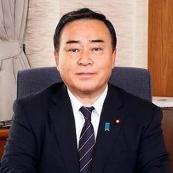 梶山弘志経済産業相[ホームページ キャプチャー]