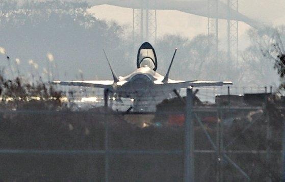 F35Aステルス戦闘機
