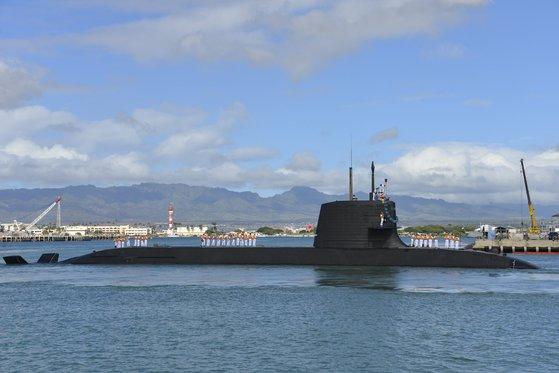北 朝鮮 潜水艦