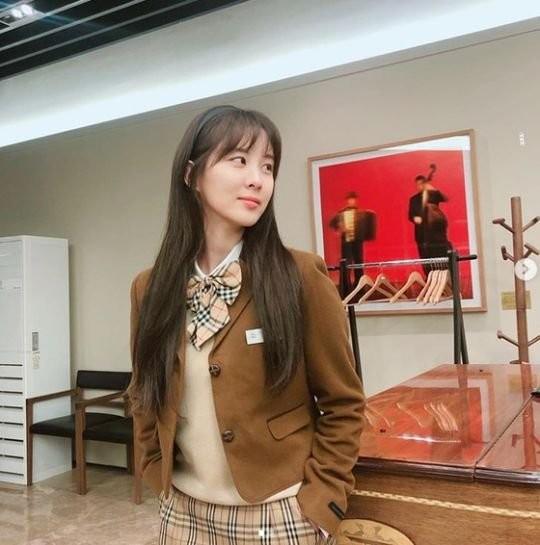 少女時代出身の女優ソヒョン