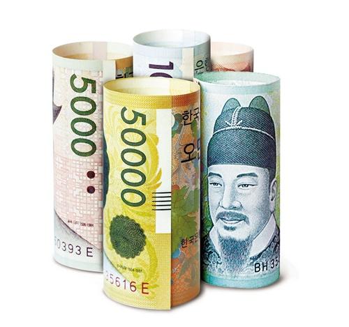 韓国、家計負債1600兆ウォン突破