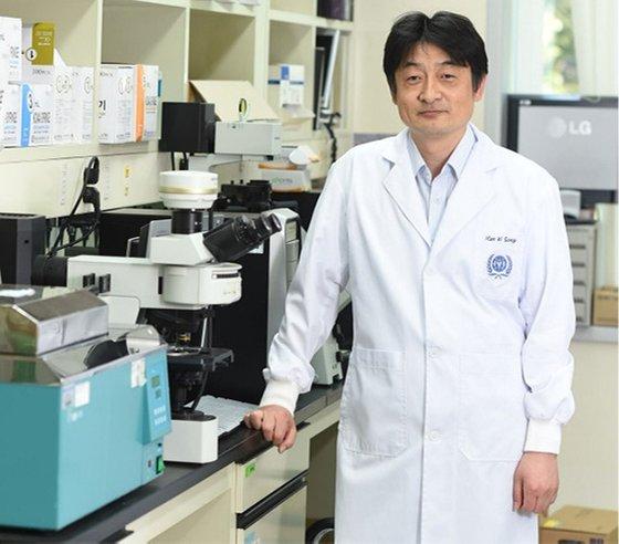 国際ワクチン研究所のソン・マンギ事務次長