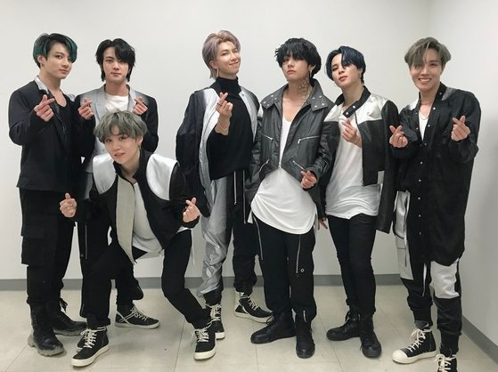 「BTS MAP OF THE SOUL TOUR」ソウル公演中止に続いて北米公演の延期を発表した防弾少年団。[写真 Big Hitエンターテインメント]