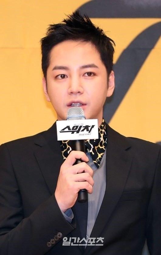 俳優チャン・グンソク