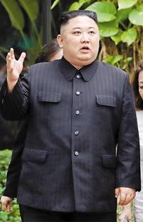北朝鮮の金正恩(キム・ジョンウン)国務委員長