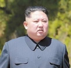 北朝鮮の金正恩国務委員長