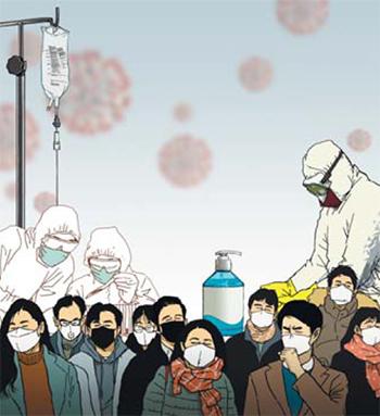 新型コロナウイルス感染症を機に第4次産業革命が加速する雰囲気だ。