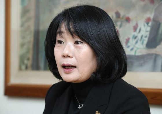 尹美香前挺対協代表