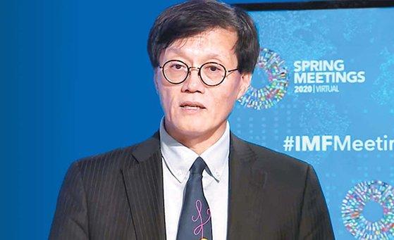 国際通貨基金(IMF)の李昌ヨン(イ・チャンヨン)アジア太平洋担当局長