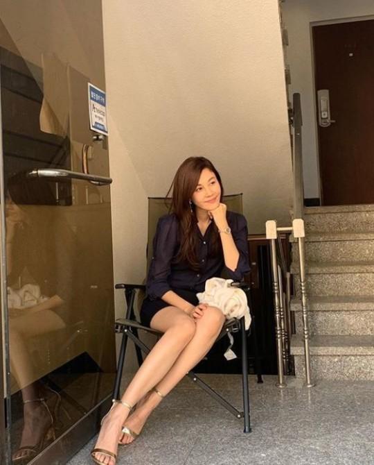 女優キム・ハヌル