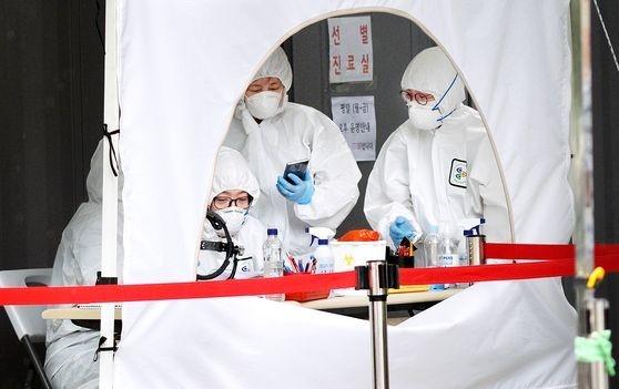 韓国で新型コロナウイルスの新規感染者が一日に43人確認された。