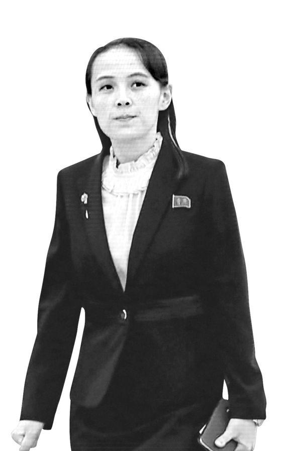 金与正(キム・ヨジョン)北朝鮮労働党第1副部長