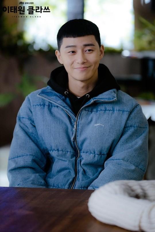 ドラマ『梨泰院クラス』でパク・セロイを演じた俳優パク・ソジュン