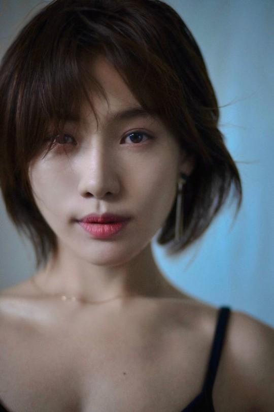 女優チェ・ヒソ