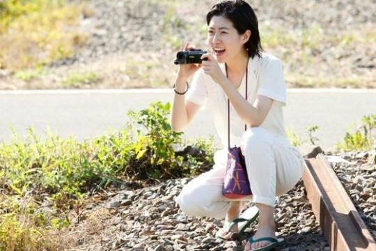 映画『ブルーアワーにぶっ飛ばす』の女優シム・ウンギョン