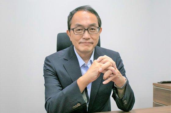 ネクセンタイヤ新任未来技術研究所長に就任した森田浩一氏。[写真 ネクセンタイヤ]