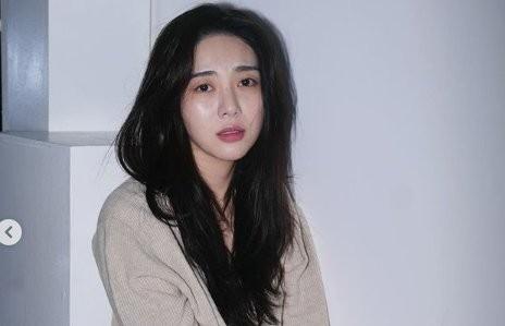 グループAOA出身の女優クォン・ミナ。[写真 クォン・ミナのインスタグラム]