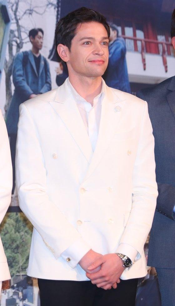 韓国でタレントとして活動しているダニエル・リンデマンさん。