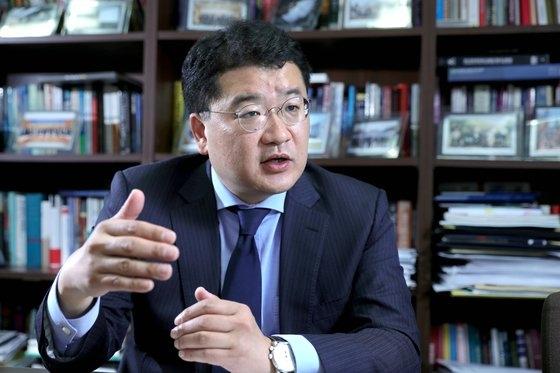 チェ・ジョンゴン外交部第1次官