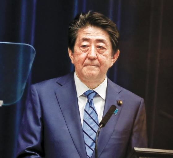 安倍晋三前首相