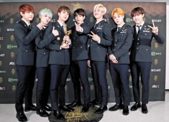 BTS(防弾少年団)