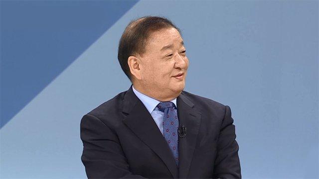 姜昌一(カン・チャンイル)韓日議員連盟名誉会長