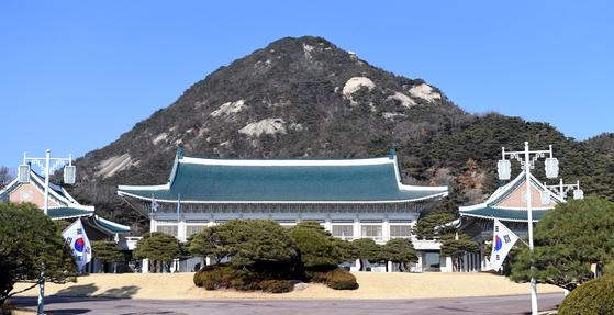 韓国大統領府