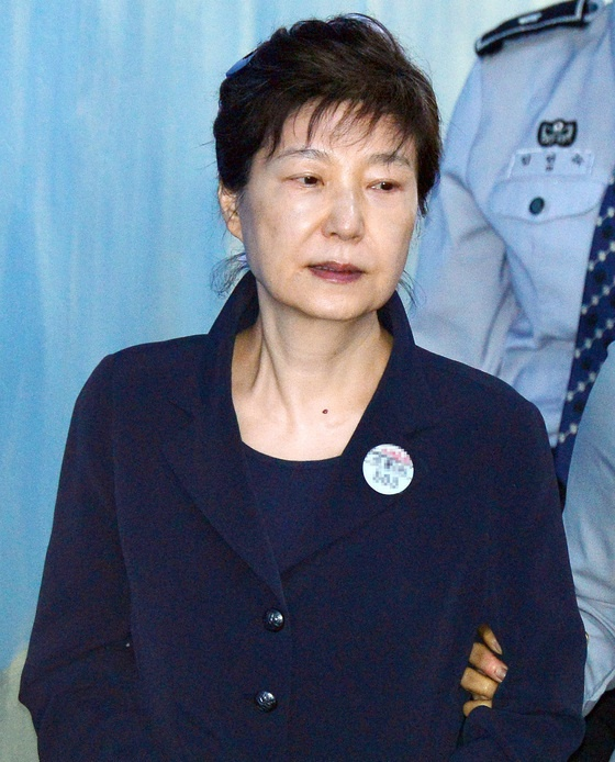 朴槿恵(パク・クネ)前大統領