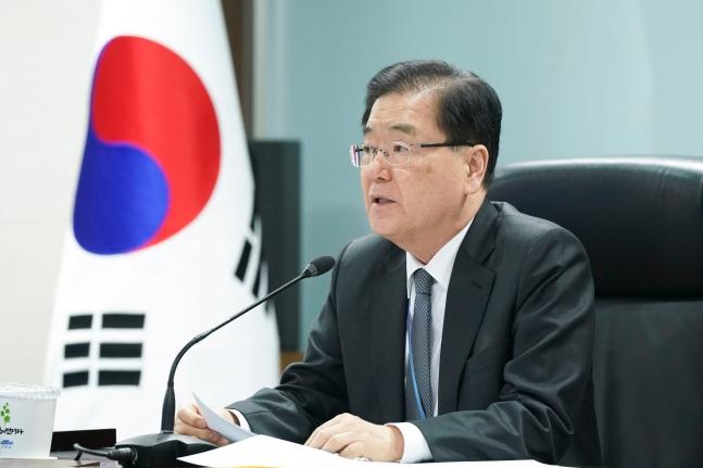 鄭義溶(チョン・ウィヨン)外交部長官候補