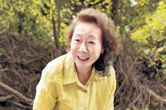 女優ユン・ヨジョン