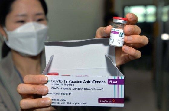 アストラゼネカ製ワクチン