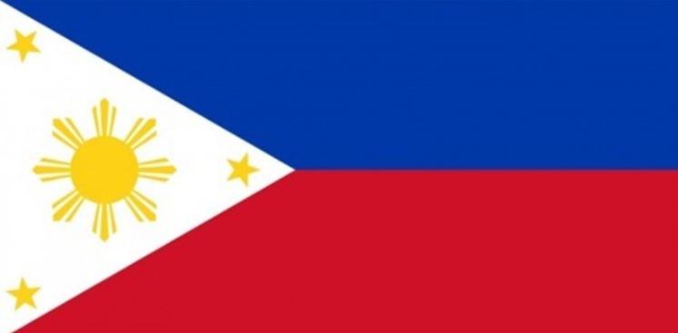 フィリピンの国旗