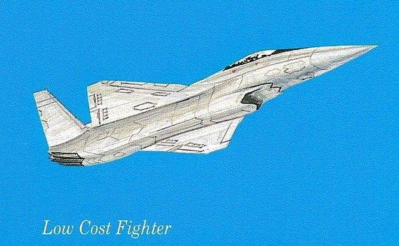 MRF-54Eのデザイン。[写真 TheDEWLine ツイッターアカウント]